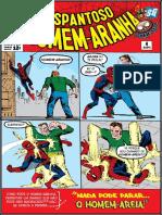 espantoso homem aranha 4