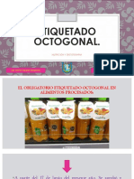 Etiquetado Octogonal