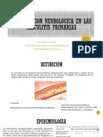 Vasculitis Neurologia