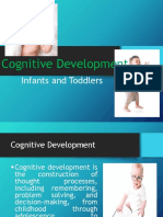 Cognitive Development of Infants and Toddlers