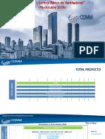 Plantilla Status Report