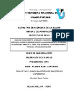 Proyecto Norma 1