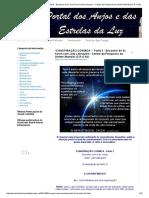_CONSPIRAÇÃO CÓSMICA_ - Parte 3 - Encontro Do Sr. Kevin Com Joël Labruyère - Centro de Pesquisas Da Ordem Mundial (C.R.O.M