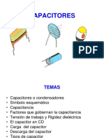 5ta Sesion -Condensadores Prof David Palomino