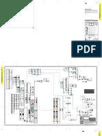 Cat D11T diagrama electrico