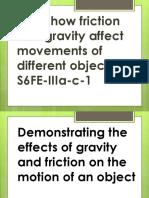 Presentation 2 Gravity