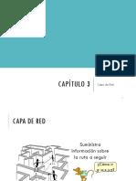 3a Capa de Red - RDDCI - 2019