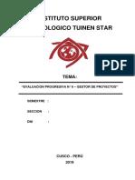 Instituto Tuinen Star