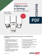 Se Synergy Three Phase Inverters Prt Bra