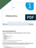 7 PLAN DE CLASE - MATEMÁTICA 1ro primaria.docx