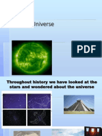 PPT Models of the Universe (2)