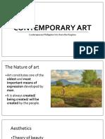 CPAR4 - Contemporary Arts