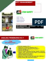 CSMS Safety Star