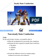 Non-steady-state