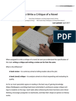 How to Write a Critique of a Novel.pdf