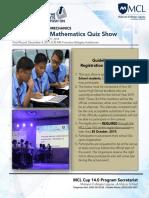 Mechanics- Intermediate Mathematics Quiz Show.pdf
