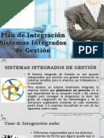 Clase 2 Plan de Integracion SIG