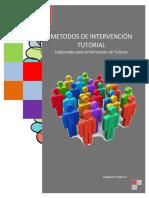 MÉTODOS DE INTERVENCION TUTORIAL.pdf