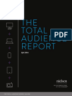 Total Audience Report q4 2014
