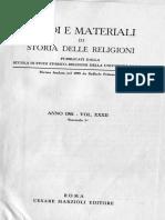 SMSR - VOL 32 - 1961 Fasc 1 - 2