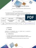 preinforme quimica