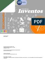 Club Inventos Secundaria Modulo 2