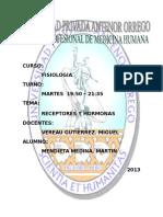 246279090 Seminario de Receptores y Hormonas