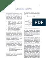 Apunte Mecanismos Del Parto 2012