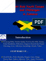 at risk youth in jamaica
