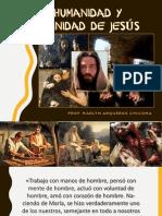 Tema - Jesucristo Verdadero Dios y Hombre