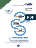 Guia Alzheimer 2019 de Comunicacion y Conducta Para Familiares Eulen y Ceafa
