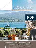 Hébergements Lac d'Annecy