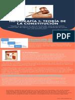 infografia sobre teoria de la constitucion