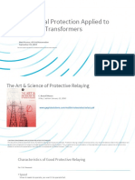 Differential Protection Applied to Motors Transformers