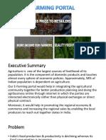 E-farming portal