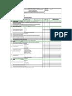 Check list BPM´-MSP-ARCSA