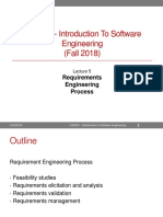 Software Engineering Lecture 5 Requirement Engineering