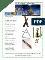 Árbol de Navidad-para Preescolar