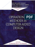 Computer-Aided Design, Engineering, and Manufacturing_  Systems Techniques and Applications, Volume III, Operational Methods in Computer-Aided Design ( PDFDrive.com ).pdf