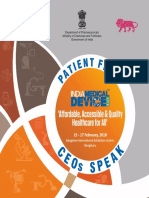CEOs Medical Device Conference