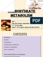carbohydratemetabolism-140214034339-phpapp01