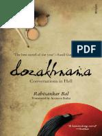 Dozakhnama - Conversations in Hell Between Ghalib and Manto by Rabisankar Bal Arunava Sinha Translator