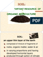 Soil - Basis for Organic Agriculture 1