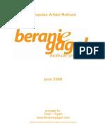 Beranie Gagal Jun 2008