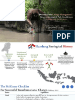 Determine the Change Management - Bandung Zoological Park  PDF