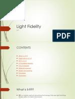 Light-Fidelity