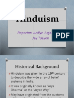 IWRBS Report (Hinduism)