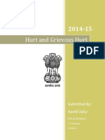 307195966-Hurt-and-Grievous-Hurt.docx