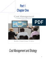 Ch 1 - Cost Management and Strategy