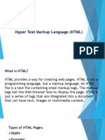 HTML Ch-1-1